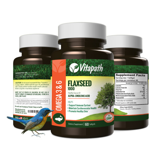 flaxseed_3 Bottle View